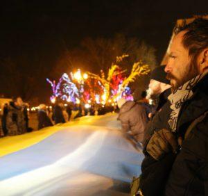 День Соборності в Одесі 22 січня 2018 р.