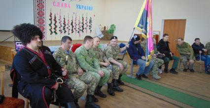 Виховні заходи в загальноосвітній школі та аграрному технікумі села Курісове