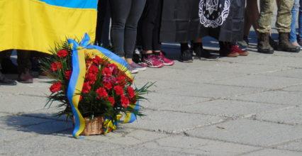 """Агітпотяг визвольних змагань """"Труханівська Січ"""" в Одесі. День другий"""