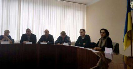 Засідання фокус-групи з питань національно-патріотичного виховання.