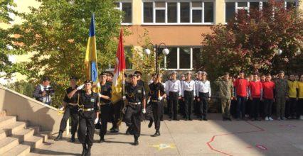 Всеукраїнський відкритий Cross-форум учнівської молоді «Разом ми змінимо світ» (Частина перша)