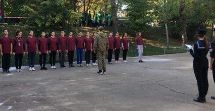 Всеукраїнський відкритий Cross-форум учнівської молоді «Разом ми змінимо світ» (Частина друга)