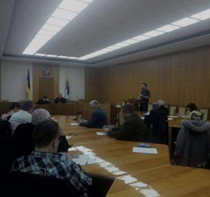Засідання Координаційної ради з питань національно-патріотичного виховання