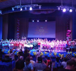 15-ий обласний фестиваль-конкурс «Молодь обирає здоров'я»