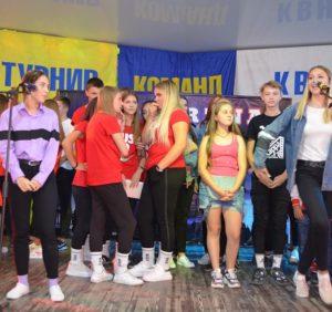 Відбіркові ігри 20 турніру команд КВН Одеської області.