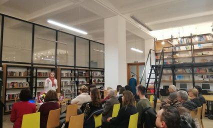 """Презентація книги """"Юкі"""" від Лесі Яворівської"""
