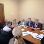 Засідання координаційної ради з питань національно-патріотичного виховання при ООДА