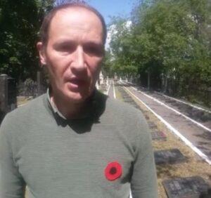 Про поховання воїнів Другої Світової війни…
