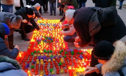 Вшанування пам'яті жертв Голодомору (он-лайн)