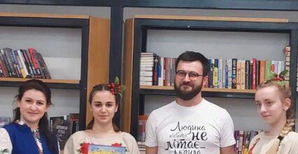 Літературні читання до дня народження Ліни Костенко