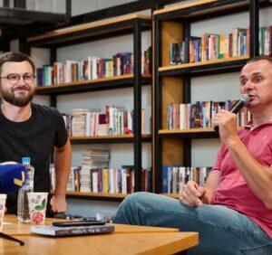 Зустріч з Олегом Сенцовим (Презентація книжок автора)