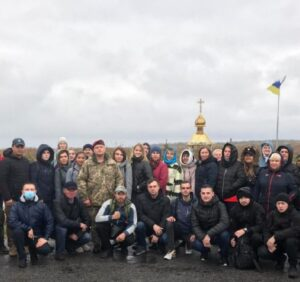 """Всеукраїнська акція """"Покрова Героїв.Донеччина"""""""